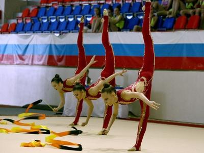 Двойной успех гимнасток из Москвы