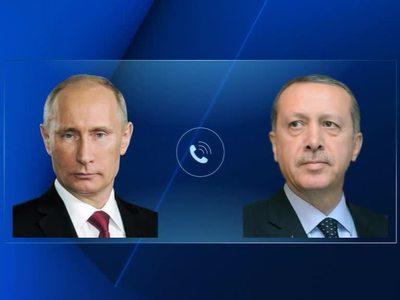 Эрдоган объяснил Путину свое заявление об Асаде