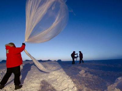 """Озоновая дыра над Антарктидой """"идёт на поправку"""""""