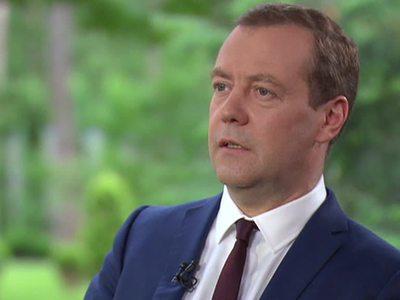 """""""Да я и не болел"""": Медведев заявил об отсутствии проблем со здоровьем"""