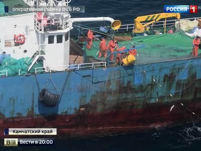 Стена смерти: моряки-браконьеры угрожают повторить катастрофу 50-х годов