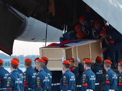 Матери погибшего в Сибири летчика вручен Орден Мужества