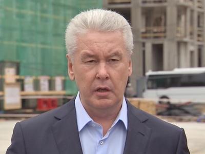 Собянин объявил о ликвидации последствий урагана