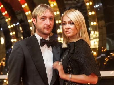 На дом Рудковской с Плющенко ураган напал с особой силой