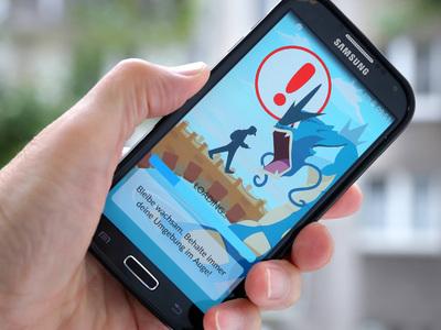 Немецкие концерны запрещают ловить покемонов из-за травм на производстве