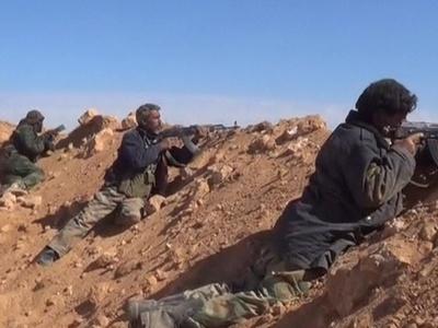 "Боевики ""Джебхат ан-Нусры"" решили сдаться на границе Сирии и Ливана"
