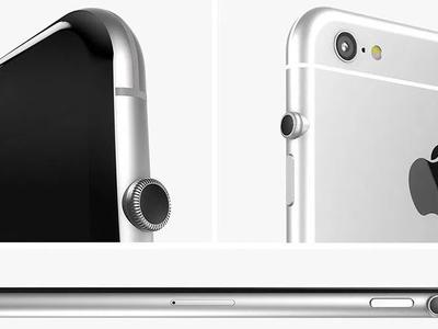 "Apple запатентовала ""цифровую коронку"" для iPhone и iPad"