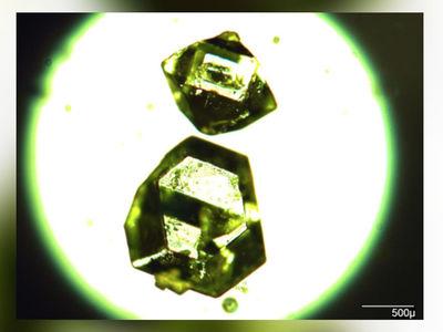 Найденные в Сибири минералы оказались природными аналогами металл-органических каркасов