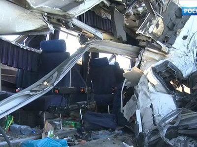 В ДТП под Новгородом погибли шесть украинцев