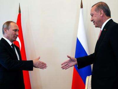 Россия и Турция взяли курс на потепление