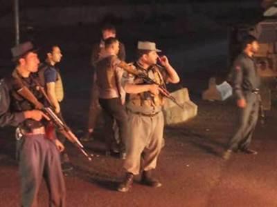 Смертник устроил взрыв в центре Кабула, погибли два человека