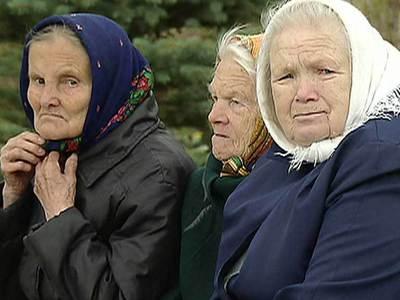 В Госдуме признали, что жизнь пенсионеров в России не сахар