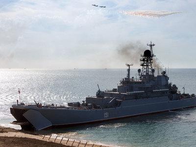 Испания не пустит российские корабли, если они идут в Сирию