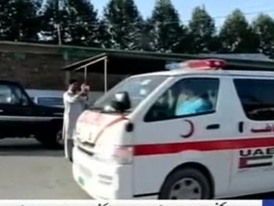 Железнодорожная катастрофа в Пакистане унесла жизни 11 человек