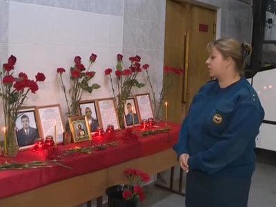 Пожар в Гольянове: коллеги вспоминают погибших товарищей