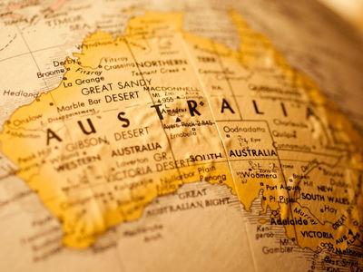 Австралию к концу года подвинут на 1,5 метра на картах GPS
