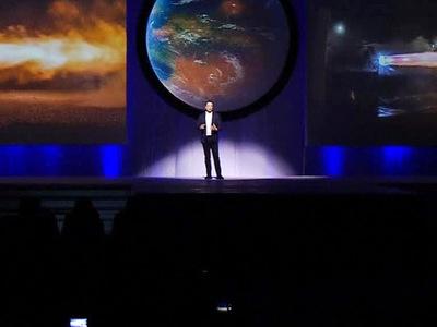 Илон Маск рассказал о планах колонизации Марса
