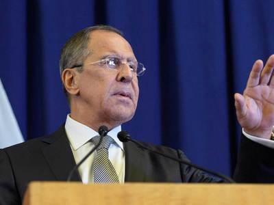 Лавров: обвинения во вмешательстве РФ в американские выборы бездоказательны