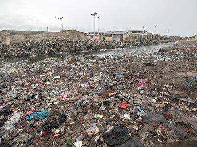 Ураган-убийца унес жизни более 260 гаитийцев