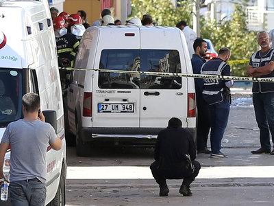 В турецком Диярбакыре прогремел взрыв, есть погибшие и раненые