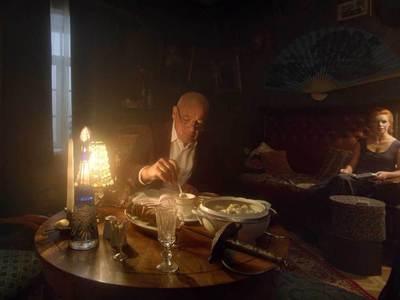 """Воланд, Познер и другие: появилось первое видео из """"нехорошей квартиры"""""""
