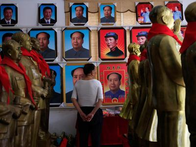 Китайской Компартии нужен сильный лидер