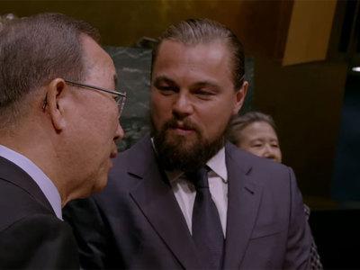 В Сети появился фильм Ди Каприо об опасности глобального потепления