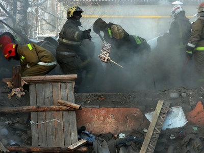 В Иванове объявлен траур по жертвам взрыва газа