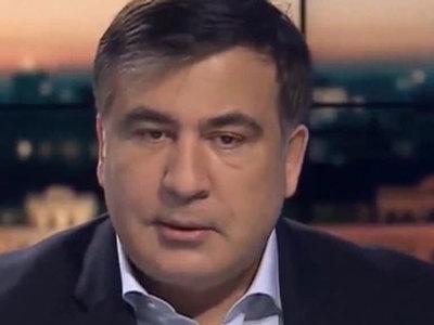 """Саакашвили смотрел на инаугурацию Трампа """"из кустов у забора"""""""