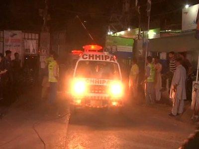 В пакистанском Лахоре прогремел взрыв. 10 человек погибли, 60 ранены