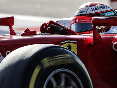 Формула-1. Кими Райкконен выиграл квалификацию Гран-при Монако