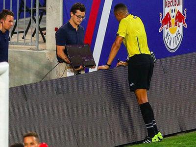 В матче Италия - Германия ФИФА опробует видеоповторы