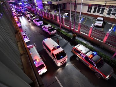 Погибшие в аварии в Таиланде россияне - помощник ректора и выпускник ВШЭ