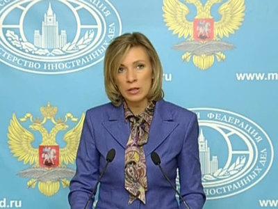 Захарова уличила главу МИДа Украины в присвоении чужой пословицы