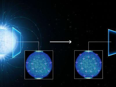 Астрофизики впервые показали, что вакуум космоса отнюдь не так пуст