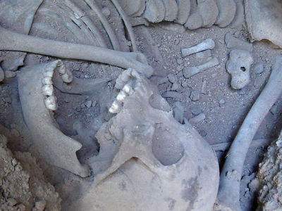 В Бразилии найдены древние захоронения с изуродованными останками людей