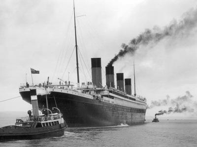 """На аукцион выставят письмо пассажира, утонувшего на """"Титанике"""""""