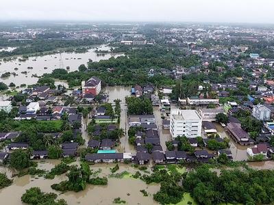 Наводнение в Таиланде: острова Самуи и Пханган объявлены зоной бедствия