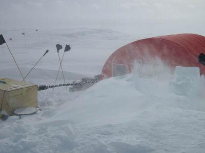 """После """"вечной зимы"""" Антарктида нагревалась намного сильнее других регионов"""