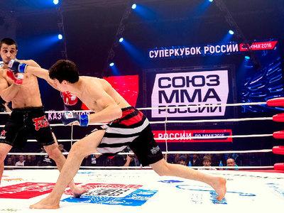 Суперкубок России по ММА: определены сильнейшие бойцы