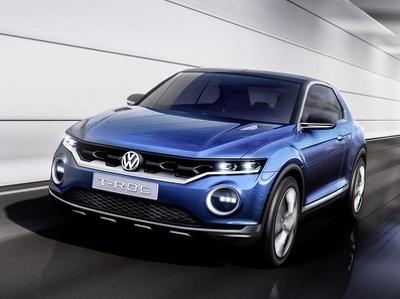 Следующим электромобилем Volkswagen станет кроссовер