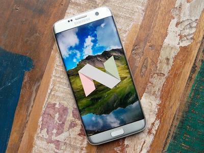 Android Nougat вышла на Galaxy S7 и S7 edge