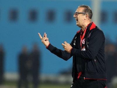 Лекенс покинул сборную Алжира по футболу
