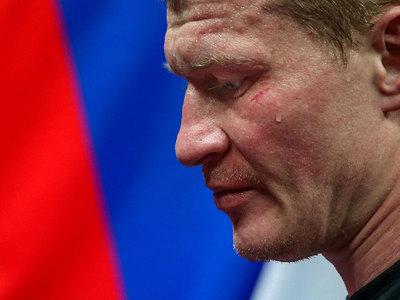 """Совместное заявление WADA и WBC: Поветкин – """"чистый"""" боксер"""