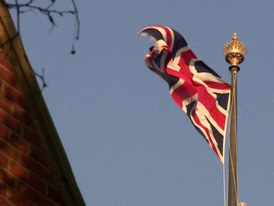 У побережья Великобритании задержаны семь граждан Украины