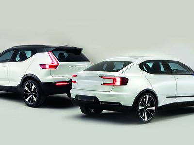 Премьера компактного кроссовера Volvo отложена