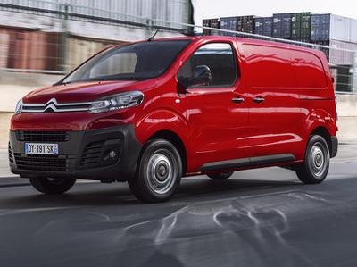 Citroen и Peugeot рассказали о фургонах Jumpy/Expert для России