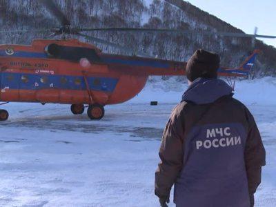 ДТП на Камчатке: водитель автобуса не заметил лесовоз из-за снегопада