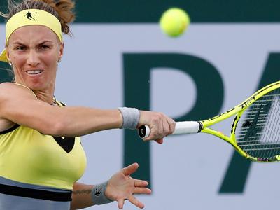 Кузнецова и Павлюченкова выиграли на турнире в Майами
