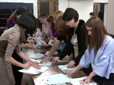 В Абхазии началось голосование во втором туре парламентских выборов